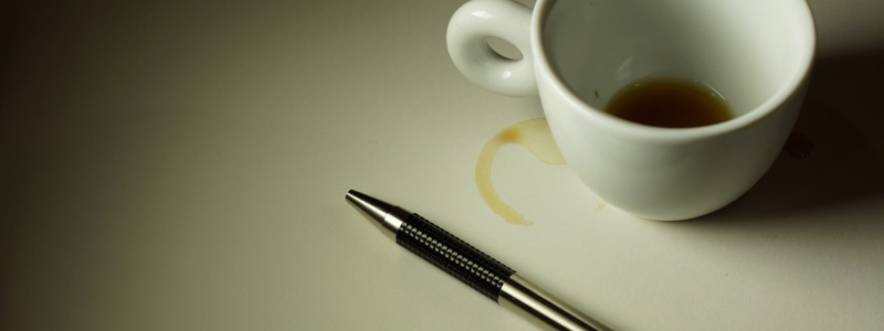 Coffee and Pen