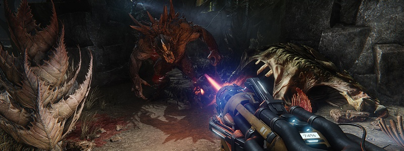 Evolve gameplayscreenshot