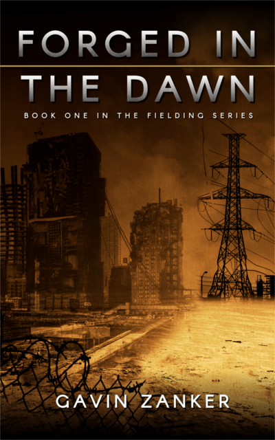 Forged in the Dawn cover