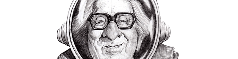 4 Writing Tips From Ray Bradbury